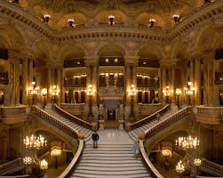 The Opera Garnier: fancy huh?
