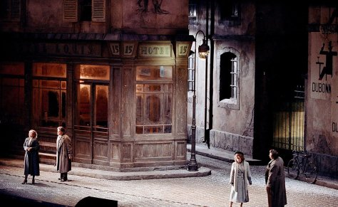 Bohemian Paris of the 1800s, a story of love and of course loss. Stupid tuberculosis.