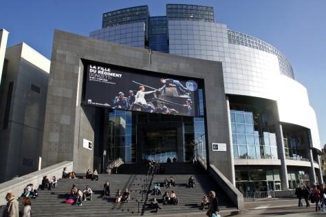 The Opera Bastille