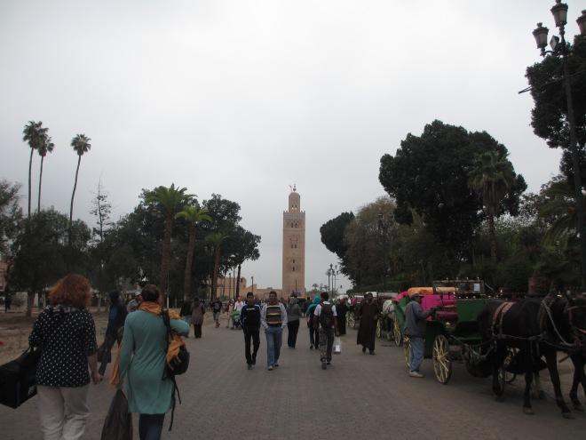 Goodbye Morocco!